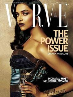 Deepika Padukone, Verve Magazine [India] (June 2011)