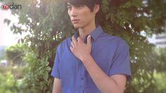 福士蒼汰「dan表紙&巻頭グラビアメイキング」/TVガイドdan「夏男子2015」 - YouTube