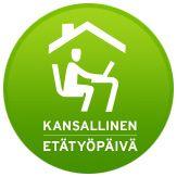 Kampanja osoittaa, että elämänlaatu, tuottavuus ja ilmastonsuojelu eivät sulje toisiaan pois.  Kansallinen etätyöpäivä 21.9.2012