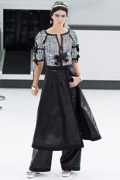 Chanel Prêt à Porter Primavera/Verano 2016