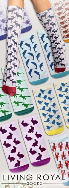 Use 'GET10OFF' for 10% off all orders! Start expressing yourself from head to toe. Check out our collections of the coolest socks on planet earth! $3 flat-rate shipping on all US orders.