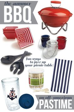 bbq: the perfect pastime.