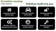 Zámečnictví nonstop v Plzni - Marketing-info Plzeň Web Foto, Marketing, Omega, Seo, Automobile