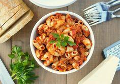 Pasta Recipe : American Chop Suey Pasta Recipe