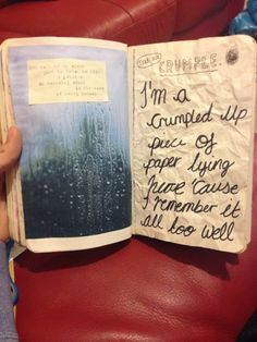 Wreck this journal ideas: