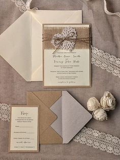 Wedding invitation ✿ ☺. ☺
