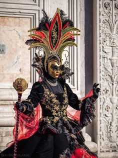 Photos Masques Costumes Carnaval Venise 2017 | page 32