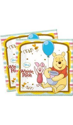 Winnie L'Ourson™ Serviettes - Disney™