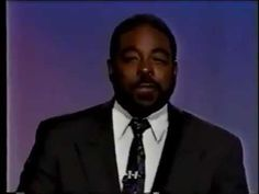 Motivational speaker: LES BROWN - The Power To Change (FULL) - how to ch...