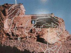 Crazy Horse monument Black Hills, South Dakota.. most spiritual place ever!
