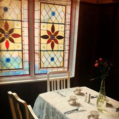 Francis Tea Room Scarborough