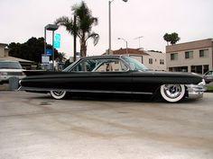 STYLISH KUSTOMS: 1961 Cadillac