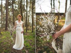 Kate Beaumont - Bespoke, Vintage Inspired Wedding Dresses, Hand Made in Yorkshire | Love My Dress® UK Wedding Blog