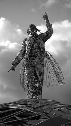 Jordi Fernandez Diez - Monument of Ildefonso Cerdà