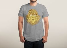 Check out the design Lions Are Smarter Than I Am by Keith Carter on Threadless