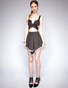 Neoprene point skirt
