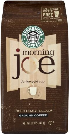 $16 : Starbucks Coffee Morning Joe