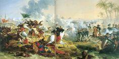 La bataille des Pyramides 1798