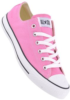 CONVERSE Chuck Taylor All Star Ox Canvas pink #planetsports