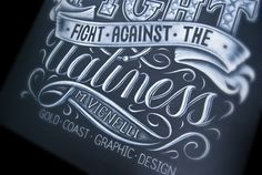 Fight Against the Ugliness on Typography Served