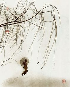 -Online Browsing-: Don Hong-Oai. Photography in the style of a traditional Chinese painting of late Song and Yuan dynasties. Japanese Painting, Chinese Painting, Chinese Art, Asian Photography, Art Chinois, Art Asiatique, Photo D Art, Art Japonais, Artist Portfolio