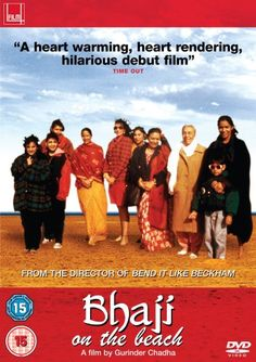 Bhaji on the Beach [DVD] [1993]: Amazon.co.uk: Kim Vithana, Sarita Khajuria, Lalita Ahmed, Jimmi Harkishin, Mo Sesay, Shaheen Khan, Zohra Segal, Amer Chadha-Patel, Nisha K. Nayar, Gurinder Chadha, Nadine Marsh-Edwards: DVD & Blu-ray