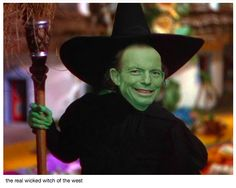 On the Wicked Witch of Oz: | 47 Times Australians Totally Nailed It On Tumblr In 2014