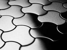 tile metal pattern