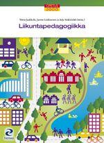 Liikuntapedagogiikka kirjan kansi. Kevään 2013 kirjoja, eli tein tämän syksyllä 2012. Piirretty Illustratorilla ja InDesignilla. Tykkään vaikka itse sanonkin :)