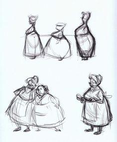 ★ || Art of Walt Disney Animation Studios ©
