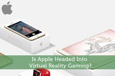 Virtual Reality Games, Apple Head, Personal Finance, Investing, Money, Silver