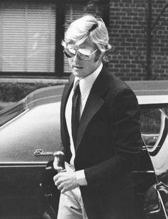 Robert Redford, NY, USA, 1974, Ron Galella