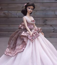 Silkstone BArbie [creations cotho]