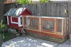 Planning to build this chicken coop next spring to house my backyard chickens.