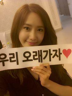 Yoona selca #SNSD