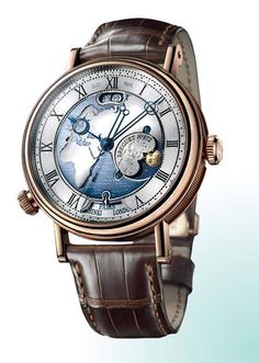 7 Milestone Breguet Watches, From 1801 to Today | WatchTime - USA's No.1 Watch Magazine (2011: The Hora Mundi 5717)