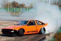 DW86 drift car - Driftworks Toyota AE86 Corolla