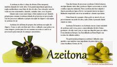 Cozinha Simples da Deia: AZEITONAS CLIQUE NA IMAGEM PARA AMPLIAR