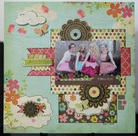 A Project by charran359 from our Scrapbooking Gallery originally submitted 08/30/12 at 03:46 PM