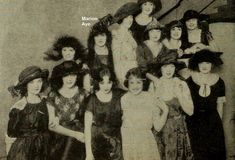 Marion Aye, Helen Ferguson, Lila Lee, Jacqueline Logan, Louise Lorraine, Bessie Love, Kathryn McGuire, Patsy Ruth Miller, Colleen Moore, Mary Philbin, Pauline Starke, Lois Wilson, and Claire Windsor in The WAMPAS Baby Stars of 1922 (1922)