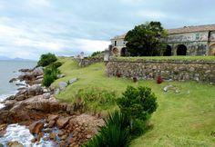 Fortaleza de Santa Cruz de Anhatomirim, Santa Catarina, Brasil