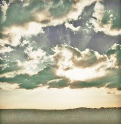 golden light #sky #clouds