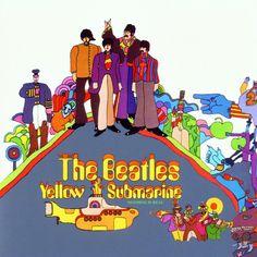 The Yellow Submarie | The Beatles - Yellow Submarine