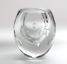 Claritas vase by Timo Sarpaneva