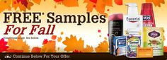 FREE Fall Samples from Quality Health | Get FREE Samples by Mail | Free Stuff