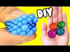Roman Squishy Mesh abreact Ball Squeeze ANTI STRESS Toy Pour Kids Play cadeau UK