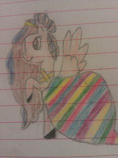Random pony! What should i call her?