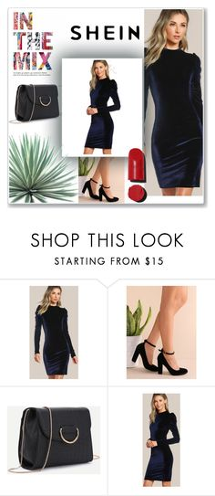 """""""Shein 2/10"""" by mersy-123 ❤ liked on Polyvore featuring Chanel and Agave"""