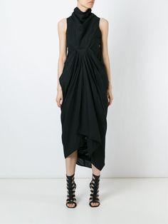 Rick Owens 'naska' Dress - Actuel B - Farfetch.com