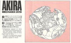 """AKIRA MECHANIX 2019: Cyber Art & Mechanism From Moving Picture """"Akira"""""""